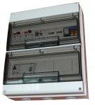 Szafy - prefabrykacja szaf sterowniczych - Sterownica do układów pompowych