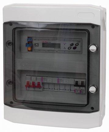 Sterownica do klimatyzacji i wentylacji